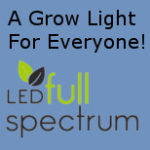 Full spectrum led growlights